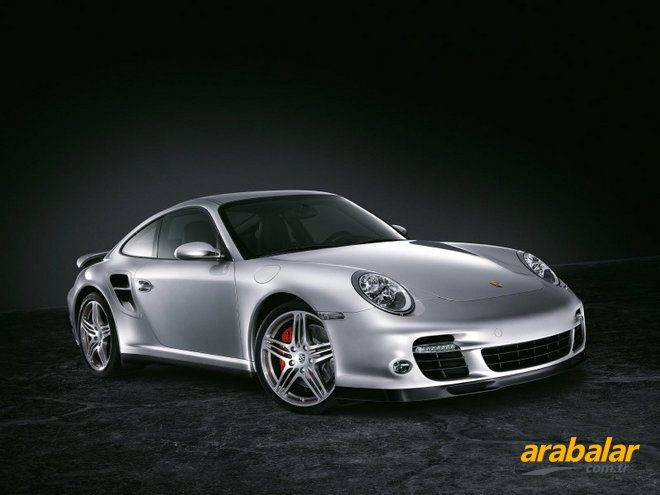 2007 Porsche 911 Turbo Tiptronic S