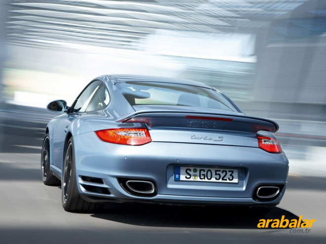 2010 Porsche 911 Turbo Tiptronic S
