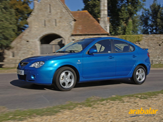 2007 Proton Gen-2 1.6 Medium Line AT