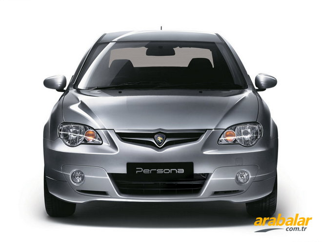 2015 Proton Gen-2 Persona 1.6 Medium Line AT