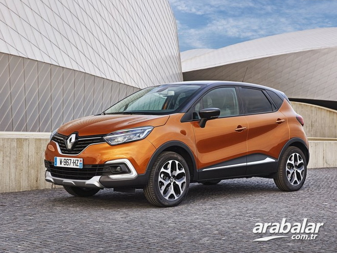 2018 Renault Captur 1.2 Outdoor EDC