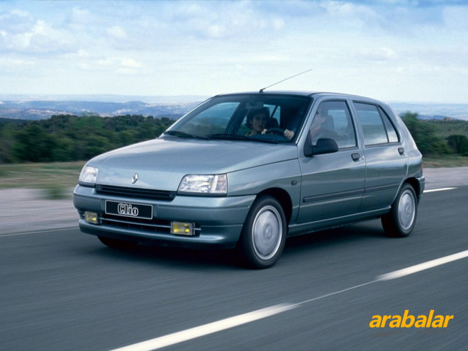 1994 Renault Clio 2.0 16V Williams