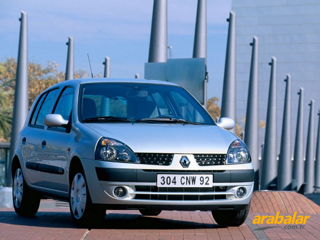 2004 Renault Clio 1.2 Expression Quickshift