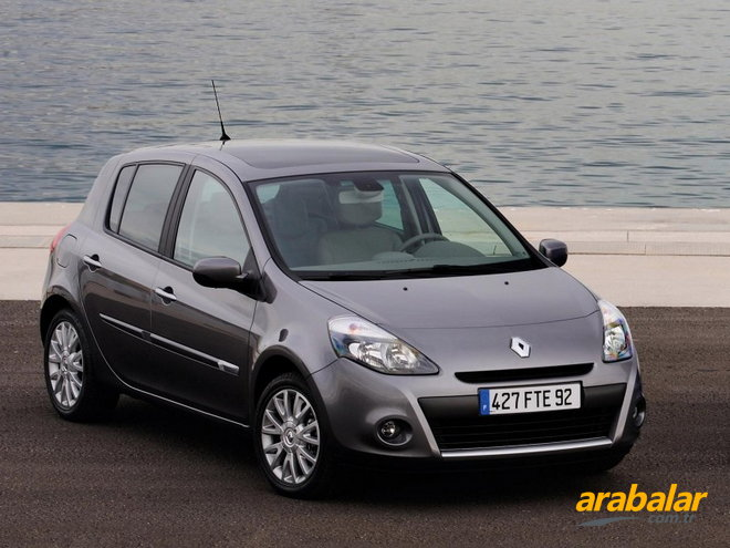 2010 Renault Clio 1.5 DCi Authentique 65 HP