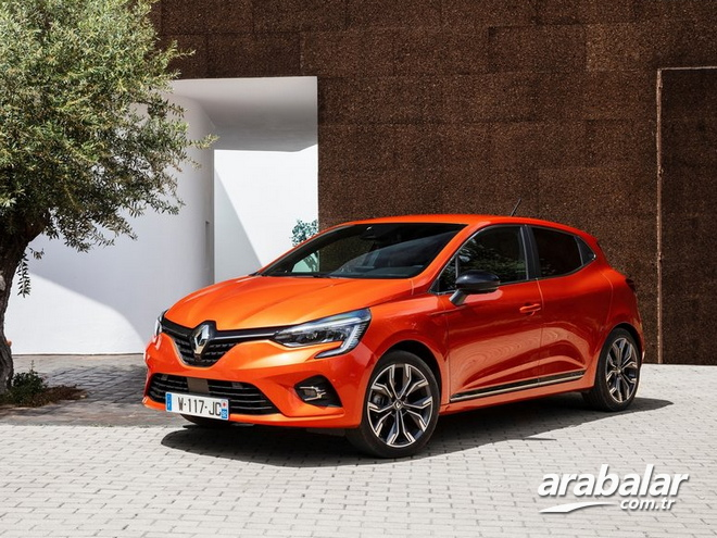 2020 Renault Clio 1.0 Touch