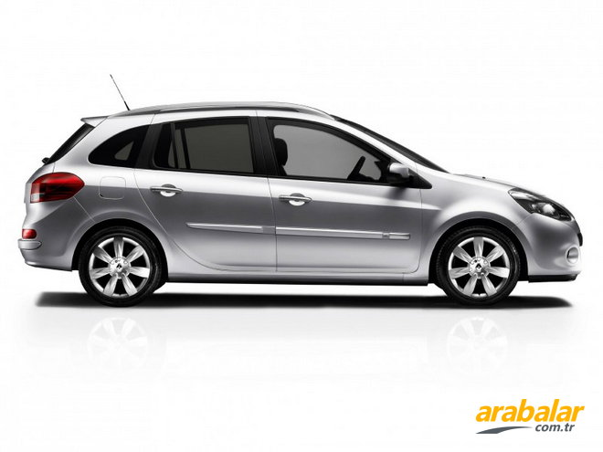 2011 Renault Clio Grand Tour 1.2 Night-Day