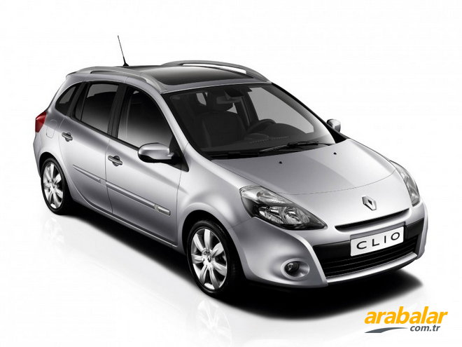 2011 Renault Clio Grand Tour 1.2 Faz 2 Executive