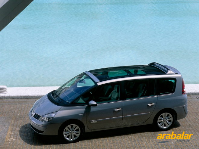 2009 Renault Espace 1.9 DCi Expression