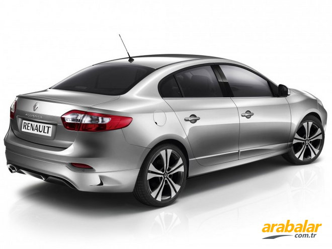 2011 Renault Fluence 1.6 Privilege