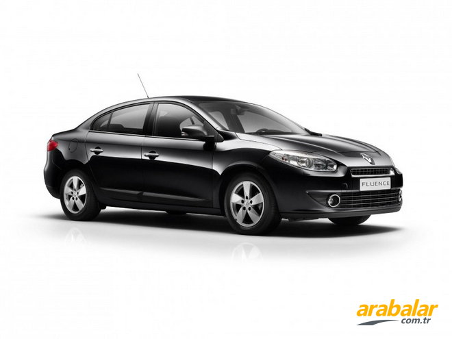 2010 Renault Fluence 1.5 DCi Expression