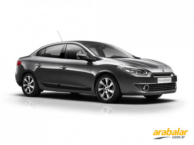 2010 Renault Fluence 1.6 Privilege