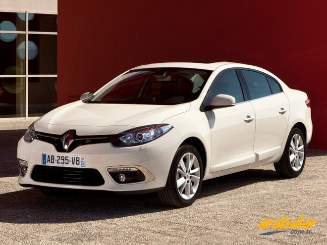 2014 Renault Fluence 1.6 Icon