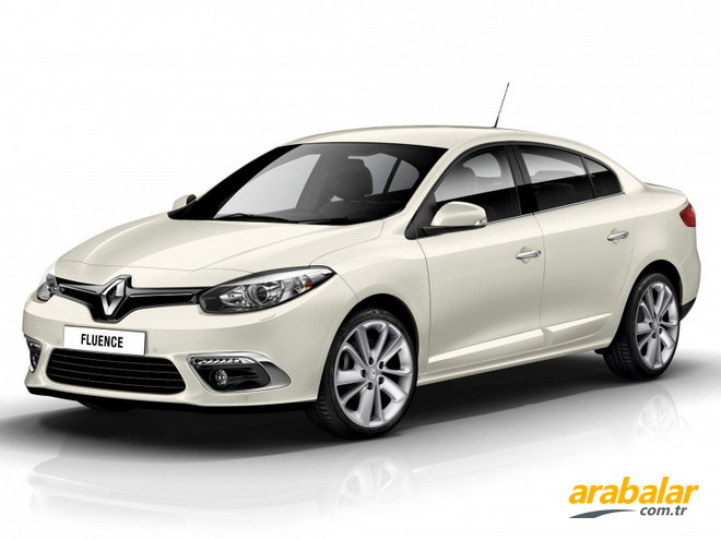 2015 Renault Fluence 1.5 DCi Icon
