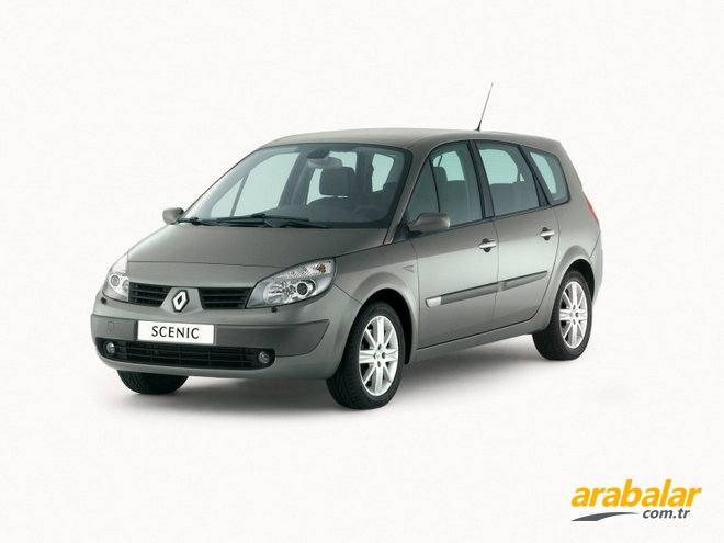 2009 Renault Grand Scenic 1.5 DCi Privilege Plus
