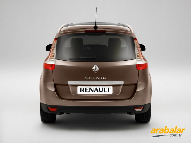 2010 Renault Grand Scenic 1.4 T Expression 5K