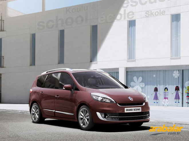 2014 Renault Grand Scenic 1.5 DCi Icon