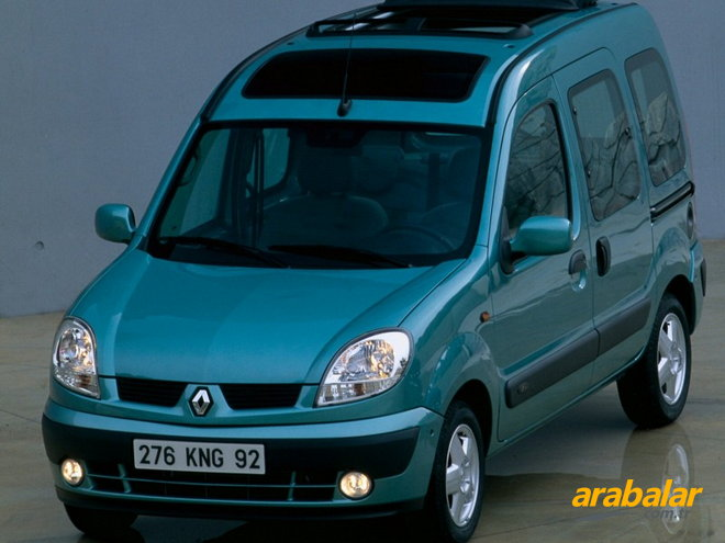 2007 Renault Kangoo 1.5 DCi Authentique