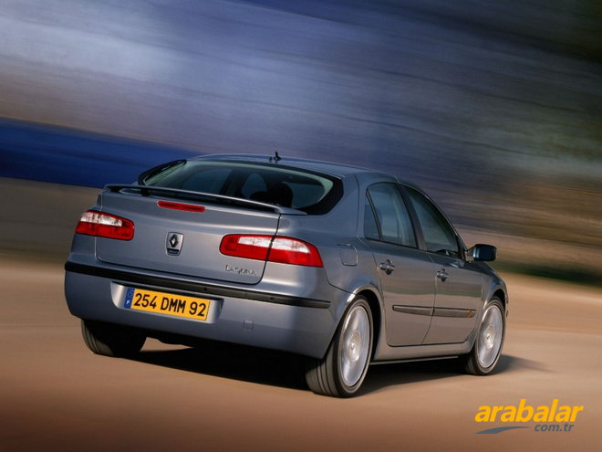 2004 Renault Laguna 1.9 DCi Authentique