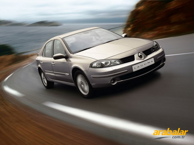 2006 Renault Laguna 1.9 DCi Authentique 120 HP