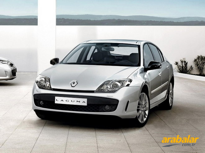 2009 Renault Laguna 1.5 DCi Executive