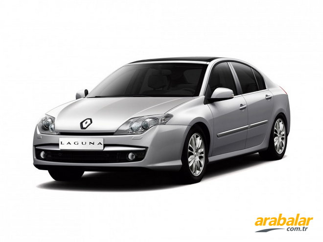 2011 Renault Laguna 1.5 DCi Executive