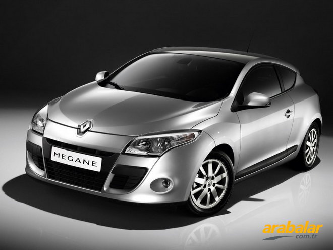 2011 Renault Megane 1.4 T Color Edition