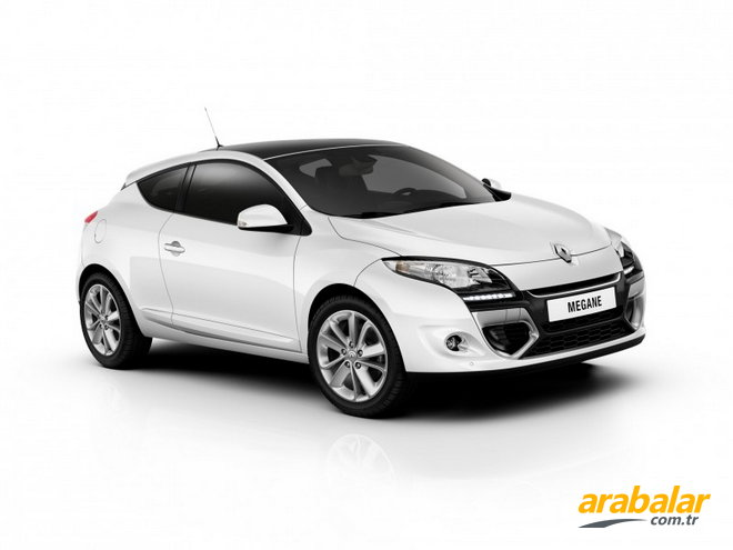 2013 Renault Megane 1.5 DCi GT Line EDC Coupe
