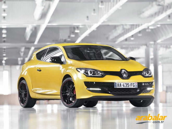2014 Renault Megane 1.5 DCi GT Line Coupe