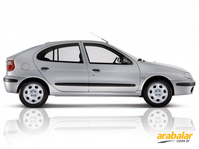 2002 Renault Megane 1.6 Authentique