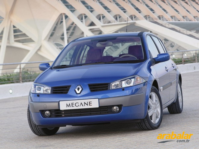 2006 Renault Megane HB 1.5 DCi Authentique