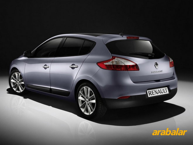 2012 Renault Megane 1.5 Authentique