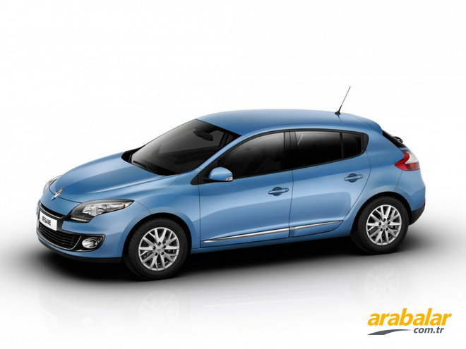 2013 Renault Megane 1.5 DCi Touch
