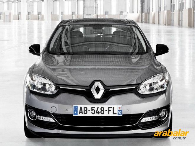 2014 Renault Megane 1.6 Touch
