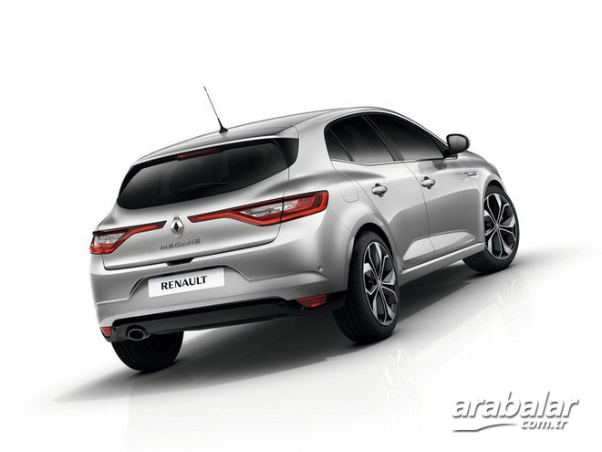 2018 Renault Megane 1.5 DCi Touch