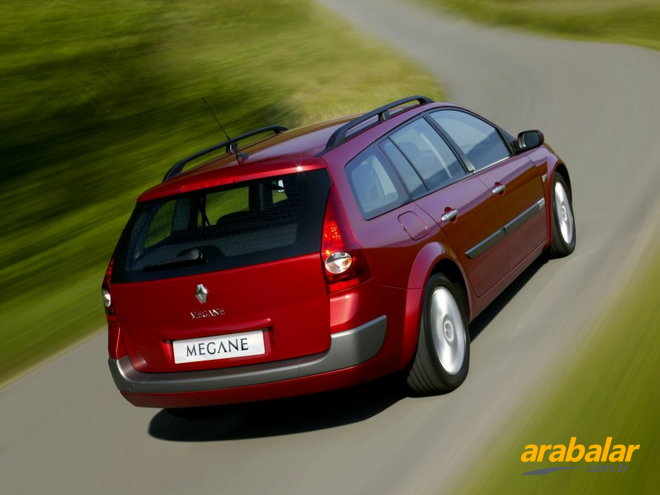 2006 Renault Megane Grand Tour 2.0 Dyanmique