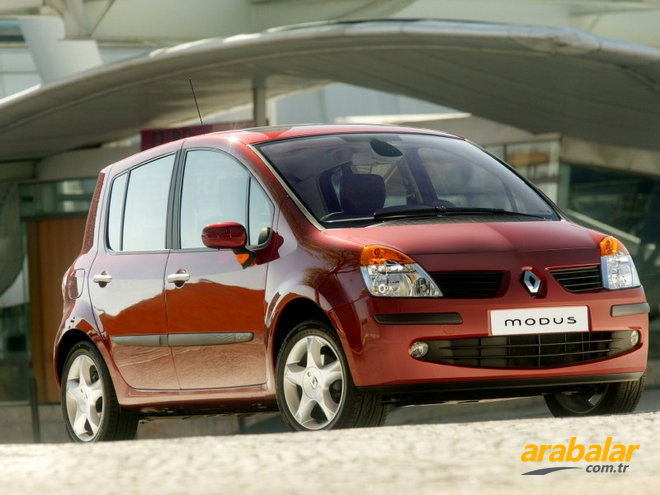 2009 Renault Modus 1.4 Authentique