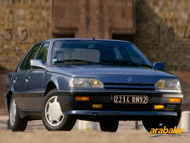 1992 Renault R 25 2.0 Turbo D