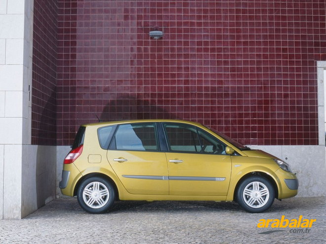 2006 Renault Scenic 1.5 DCi Exception