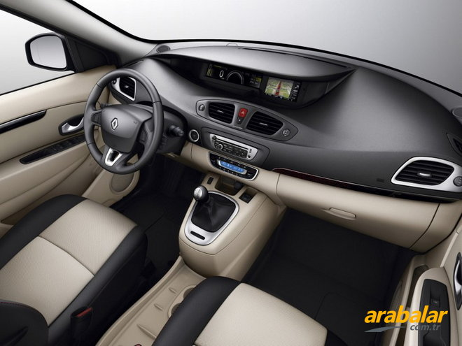 2014 Renault Scenic 1.5 DCi Touch