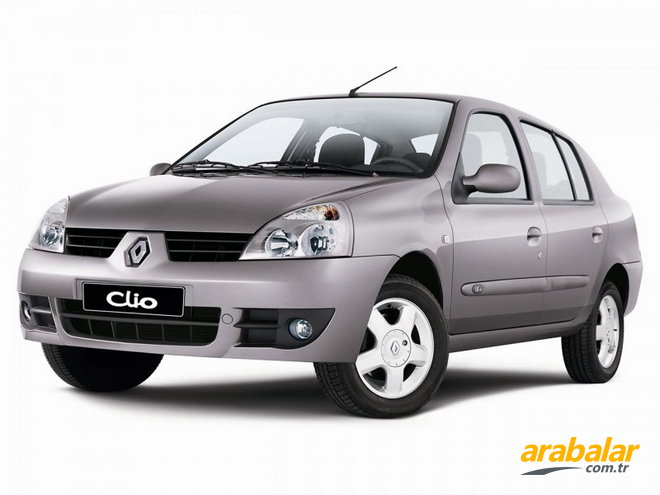 2008 Renault Symbol 1.2 Authentique