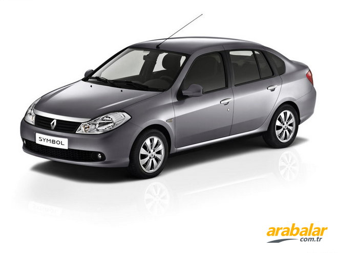 2011 Renault Symbol 1.5 DCi SL Collection 65 HP