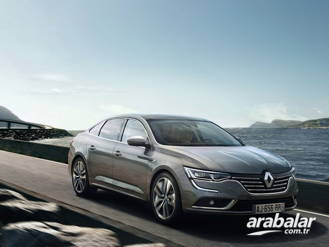 2018 Renault Talisman 1.6 DCi Touch EDC