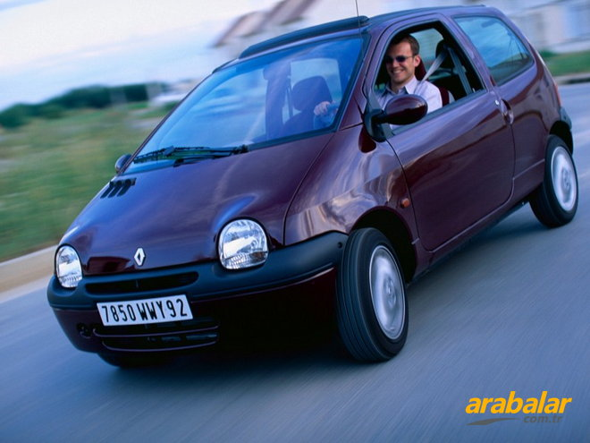 2001 Renault Twingo 1.2 Authentique