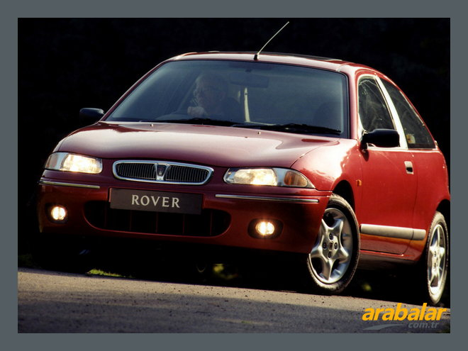 1995 Rover 216 1.6 Coupe