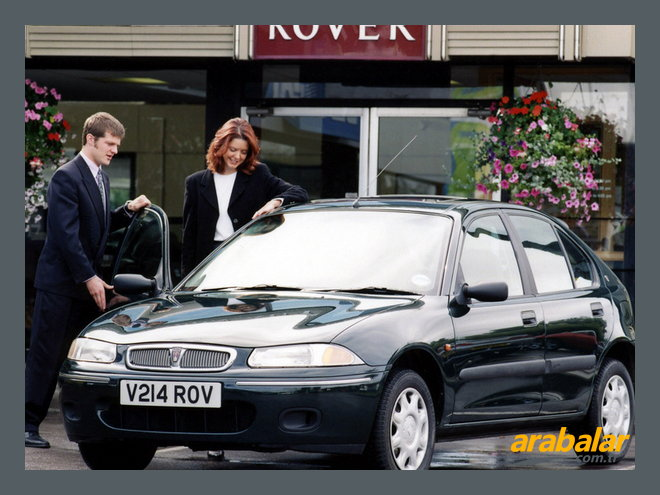 1999 Rover 216 1.6 Si Lux