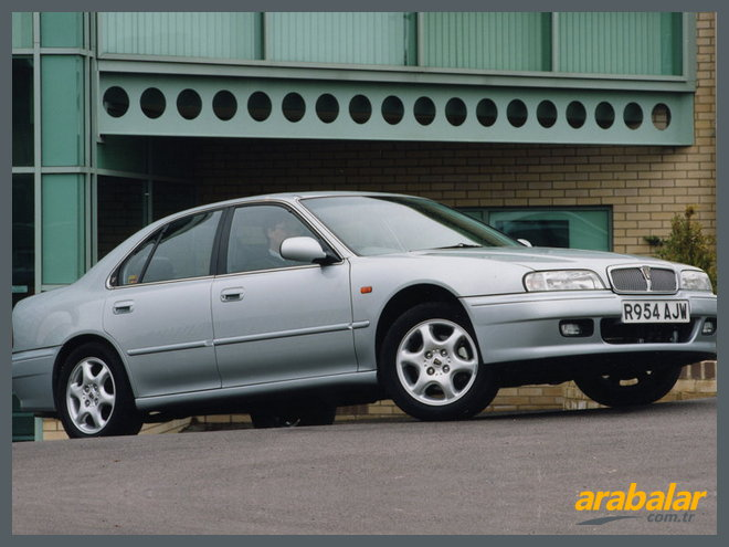1998 Rover 620 2.0 Si Lux