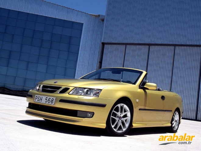 2007 Saab 9-3 Convertible 2.0 LPT Vector