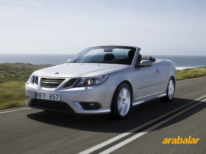 2009 Saab 9-3 Convertible 2.0 LPT Vector