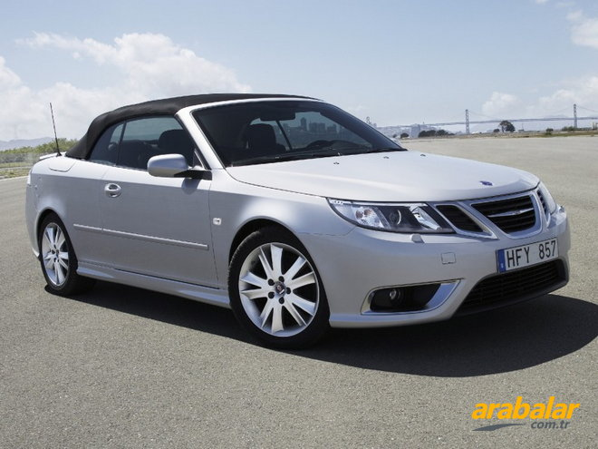2009 Saab 9-3 Convertible 1.9 TID Linear