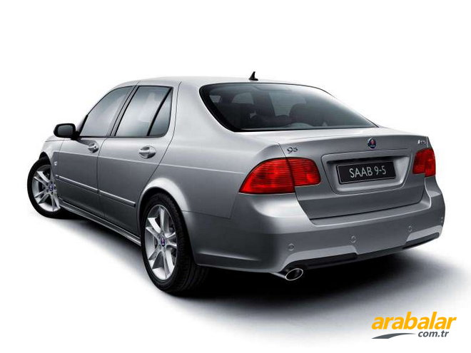 2009 Saab 9-5 Sedan 2.0 LPT Linear Otomatik